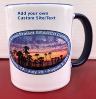 2019 Customizable Conference mug