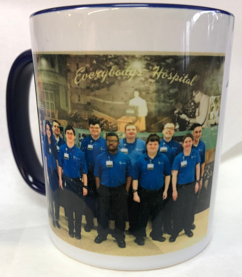 2019 Customizable Graduation Mug (Front)