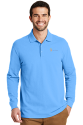 Uniform Polo Sale! EZ Cotton Long Sleeve includes Project SEARCH® Logo