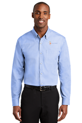 Sale! Mens Redhouse Non-Iron Shirt (2XLBlue Pearl)
