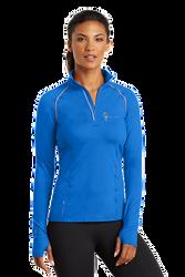 Sale! Ladies Endurance  Pullover (S-Electric Blue)