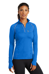 Sale! Ladies Endurance  Pullover (3XL-Electric Blue)