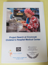 Project SEARCH at CCHMC DVD