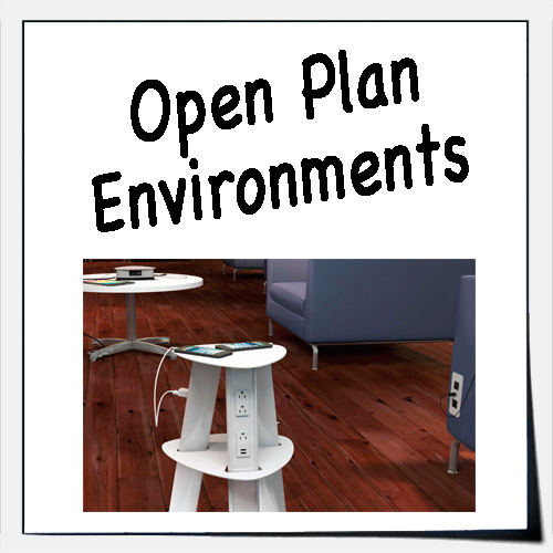 Open Plan Environments
