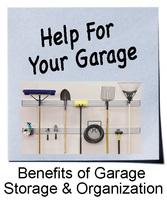 Benefits Of Garage Storage And Organization Closet Masters