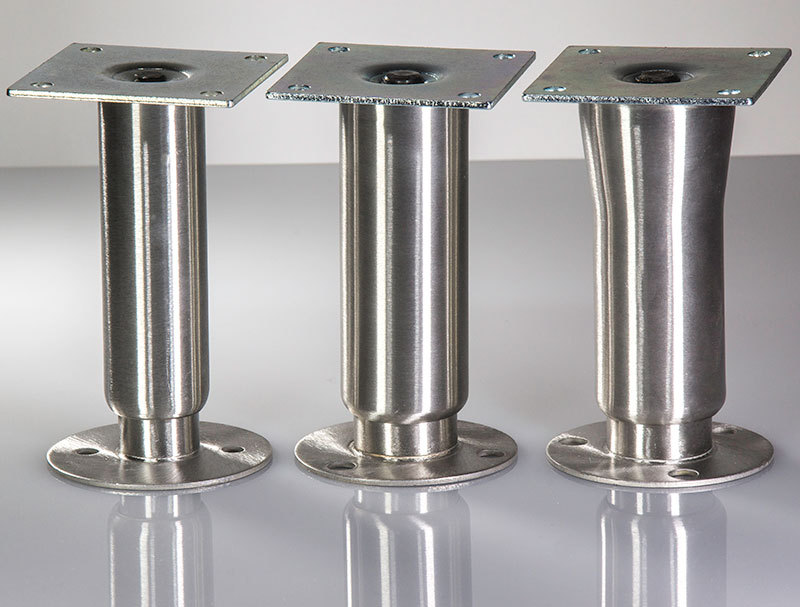 Stainless Steel Equipment Legs
