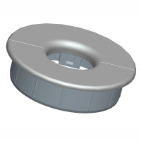 Circle Grommet - detail 1