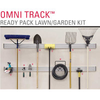 Omni Track, ready pack, lawn/garden kit