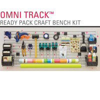 Omni Track, ready pack, craft bench kit