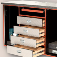 Accuride Hardware Slides For Any Cabinet Door Or Drawer