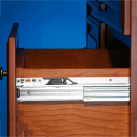 Accuride 7432 Full Extension Slide for File Drawer x
