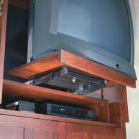 Accuride CB3620-258TV Swivel Plate