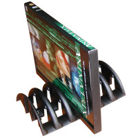 DVD Column Storage Stand