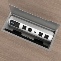 Interface G2 - Brushed Stainless Steel
