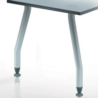 Camar Metro Z-Shape Table Legs 27-3/4""