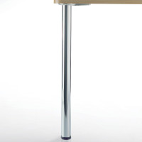 "Prisma 27-3/4"" Desk Table Leg Set"