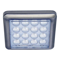 LED Surface Mounted SQ Puck Light - Parallel Series