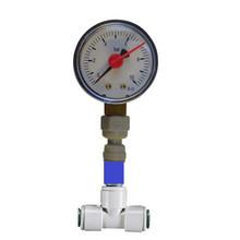 """Inline Pressure Test Set 3/8 """" PF"""