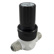"Plastic PRV - Adjustable (Preset @ 3 Bar) - 1/4"" PF"