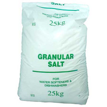 25KG Bag Of Granular Salt- Ideal for Water Softeners