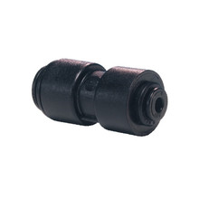 John Guest PM200806E  - 6mm Push Fit x 8mm Push Fit Straight Reducer