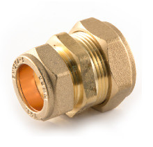Compression Reducer 22mm comp. x 15mm compression