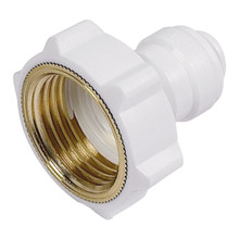 "DM Fit Female Adaptor - 8mm PF x 3/4"" BSP"