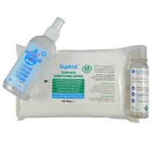 Domestic Antibacterial Sanitisation Kit (effective against 99.9% of Viruses)