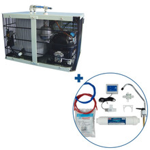 Iceberg Under-sink Chiller with Install Kit, Leak Detector and Filter
