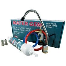 The Original Water Gem Under Sink DIY Filter System
