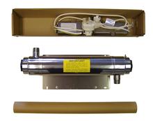 3 Series 15 Watt Stainless Steel UV Steriliser