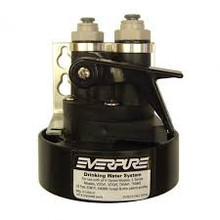 "Everpure 1/4"" Push Fit Head (Suitable for Everpure BW and DW Ranges)"