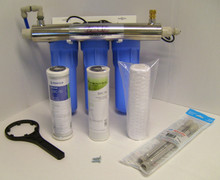 ACTB3 Aqua Cure Colonic Hydrotherapy Filter / UV System