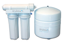 AWT Veterinary R.O. System with De-min Post Filter