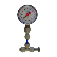 """Pressure Test Set (1/4"""" PF) Inline"""