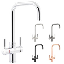 Abode PRONTEAU 3 IN 1 Boiling Water Tap Range - Prostyle