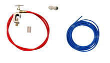 D.I.Y Fridge fitting kit with Saddle Valve adaptor and John Guest Tubing