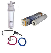 Doulton Ecofast Housing With Fluoride Filter and Full Installation Kit