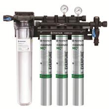 Everpure MC2 Triple System With Prefilter