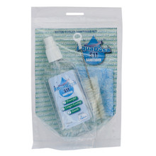 Aqua Dosa S11 Sanitising Kit - Spray, Brush, Cloth & Gloves
