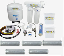 Rhombus Dental R.O System With 3 Years Of Consumables