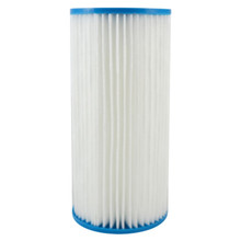 "Pleated Polyester Pre-filter Cartridge - 9 3/4"" Jumbo - 20M"