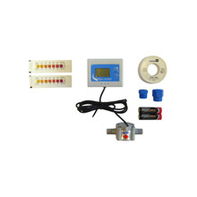 "Digital Water Meter + Test Kit 3/8"" male and 3/8"" female adptors"