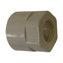 N-UV Chamber End Cap - Lamp End