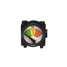 Pentek 3 Colour Gauge for 3G Housing Range