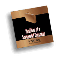 Qualities of a Successful Executive