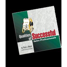 Qualities of Successful Sales Professionals