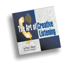 The Art of Creative Listening