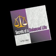 Secrets of a Balanced Life
