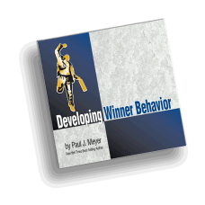 Developing Winner Behavior